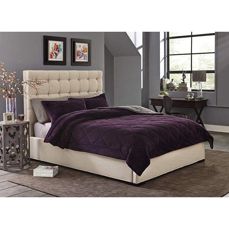 Cannon Silky Velvet Comforter Set Home Bed Amp Bath