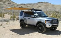 Land Rover LR4 Roof Rack - 4WD Roof Racks Australia | Land ...