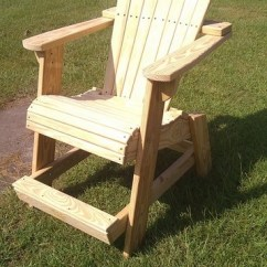 Adirondack Chair Cake Topper Grey Tartan Covers Tall Plans - Woodworking Projects &
