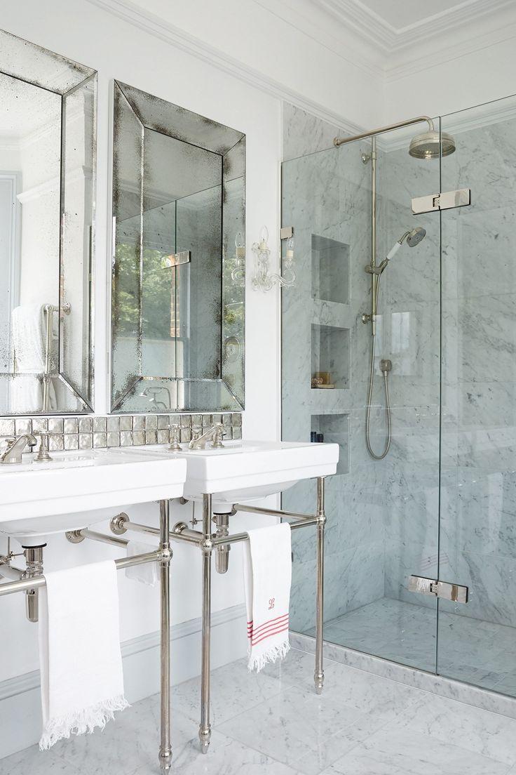 25+ best ideas about Carrara marble bathroom on Pinterest