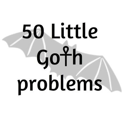 148 Best images about The Everyday Goth on Pinterest