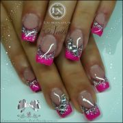 1000 ideas bling nails