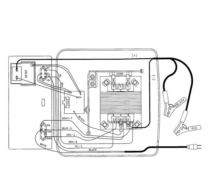 Schumacher Battery Charger Se 4020 Wiring Diagram : 49