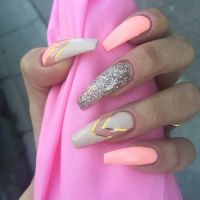 25+ best Sweet 16 nails ideas on Pinterest | Jewel nails ...