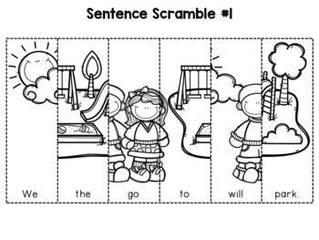 25+ best ideas about Sentence building on Pinterest
