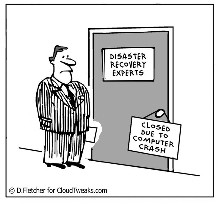 20 best images about IT & Data Recovery Cartoons on