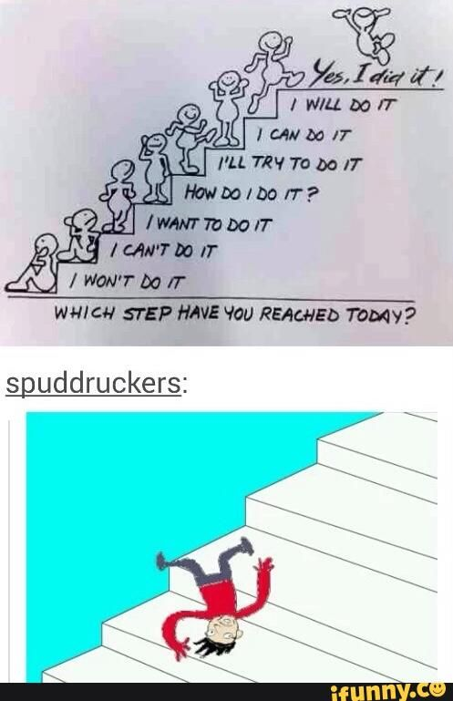 i warned you about the stairs bro  Fantroll  Pinterest