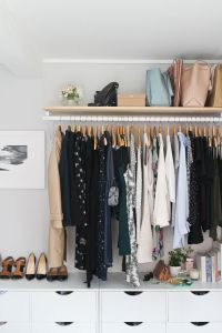 Top 25 ideas about Open Wardrobe on Pinterest