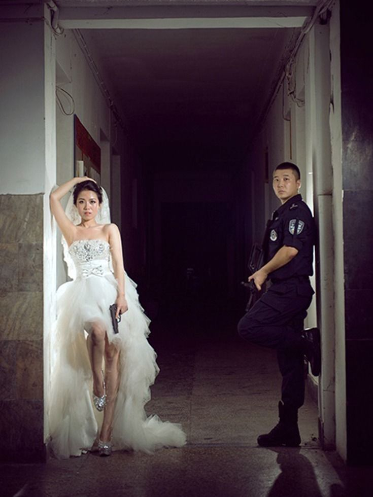25 best ideas about Police officer wedding on Pinterest  Police wedding photos Police wedding
