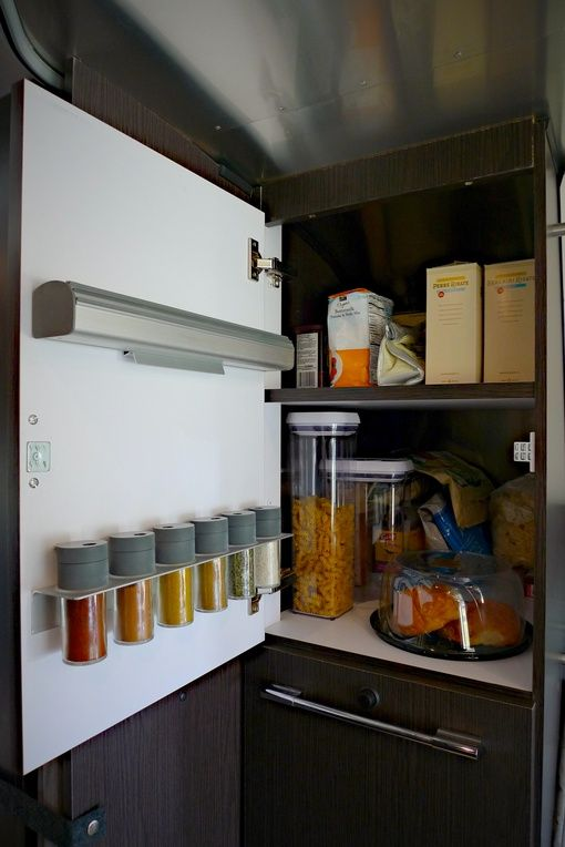 kitchen pantry storage hansgrohe axor starck faucet upper with ikea spice rack & foil dispenser ...