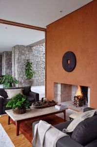 1000+ ideas about Stucco Fireplace on Pinterest ...