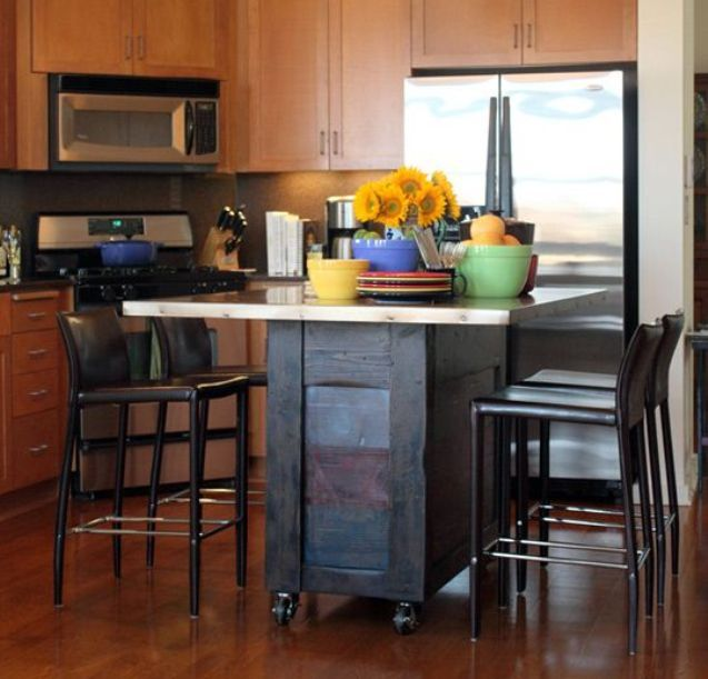 1000 ideas about Portable Kitchen Island on Pinterest