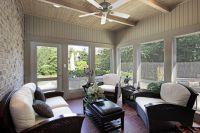 Decorating Porches & Sunrooms | Wonderful Chic And Nice ...