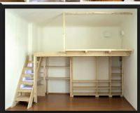 25+ Best Ideas about Adult Loft Bed on Pinterest | Lofted ...