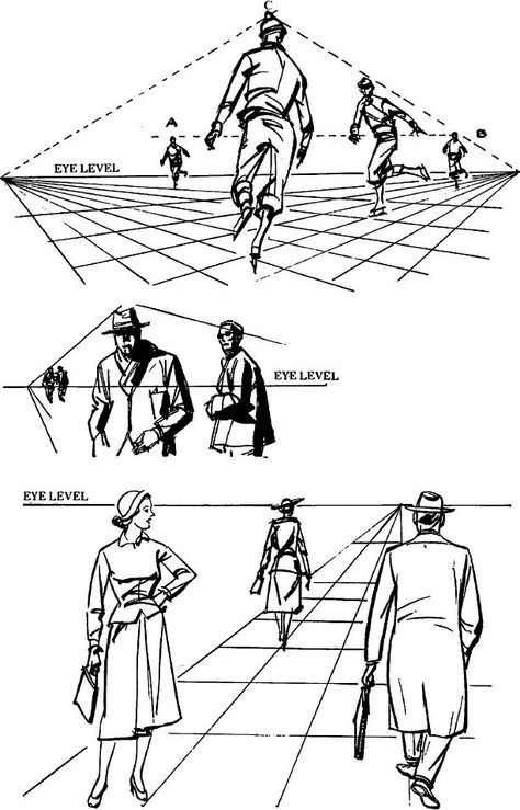 951 best images about Perspective & Proportion on Pinterest