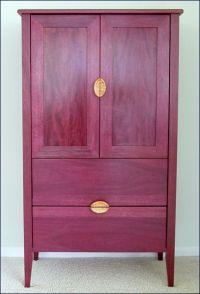 38 best Purple Heart wood images on Pinterest