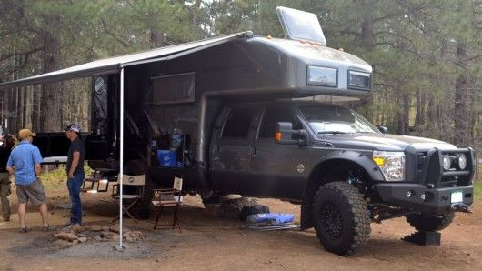 Dont call the EarthRoamer an RV Its an XV Xpedition