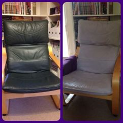 Egg Chair Ikea Folding For Toddler Green Leather Poang Annie Sloan - Paloma And Clear Wax :-) | Diy Pinterest ...