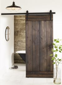 The Snug Is Now a Part of | Diy barn door, The doors and ...