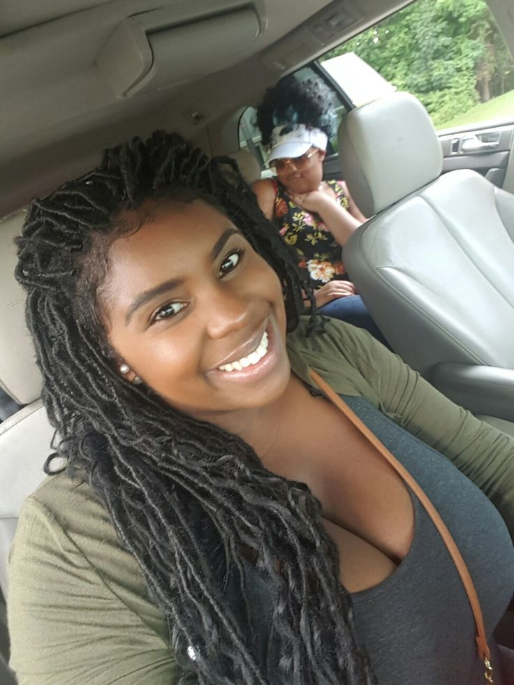 Her Baby Hair Is Amazing Goddess Locs Are Inspired By