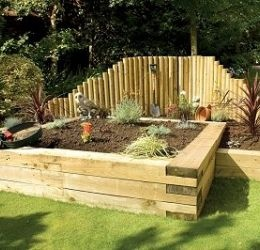 116 Best Images About Garden Design Ideas Small Rear Garden On