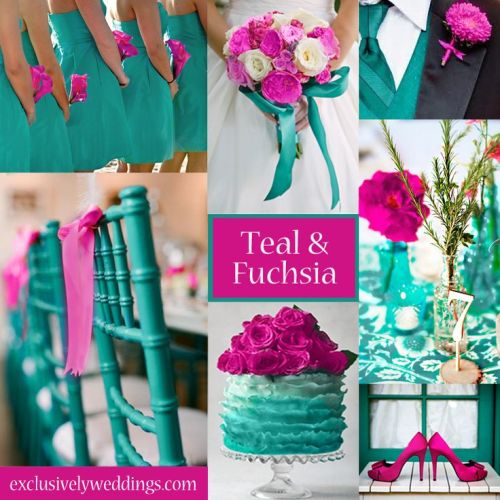 17 Best ideas about Fuchsia Wedding Colors 2017 on Pinterest