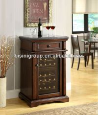 small wine fridge cabinet  Roselawnlutheran