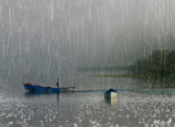 Under The Rain by Mustafa Ilhan