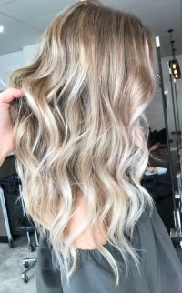 Dark Beige Blonde Hair Color