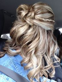 25+ best ideas about Curly prom hair on Pinterest | Hair ...
