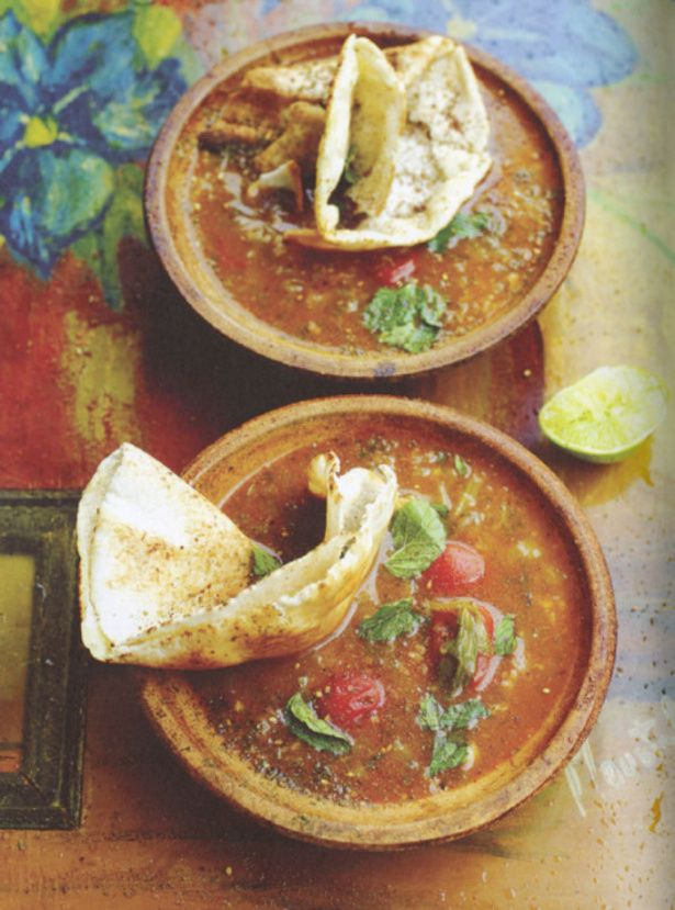 Jamie Oliver's favourite Egyptian soup from Astoria, Queens, NY. This is seriously addictive.