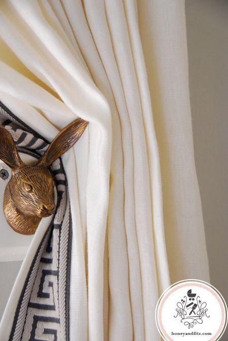 25 Best Curtain Holdbacks Ideas On Pinterest Curtain Holdbacks