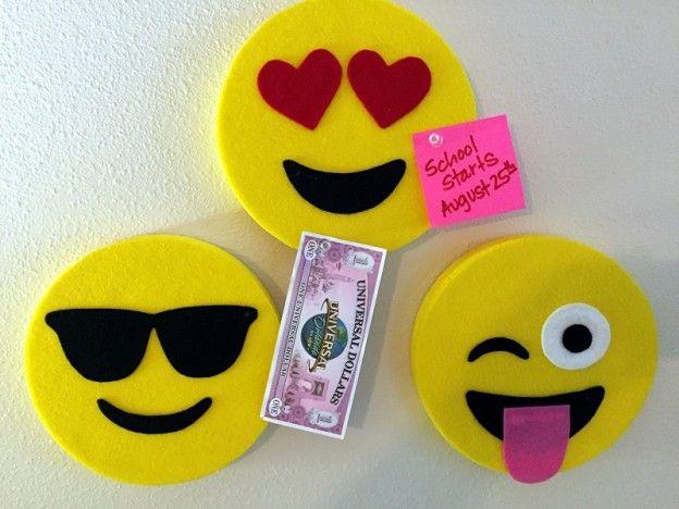 Smile Week Day Two Emoji Bulletin Boards We Felt