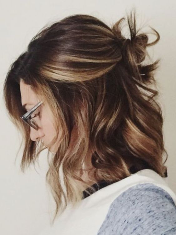 Best 25 Simple And Easy Hairstyles Ideas On Pinterest Hair