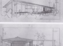 Kathryn Moore House designed by Charles Moore, 1950's ...