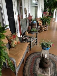 25+ best ideas about Country porch decor on Pinterest ...