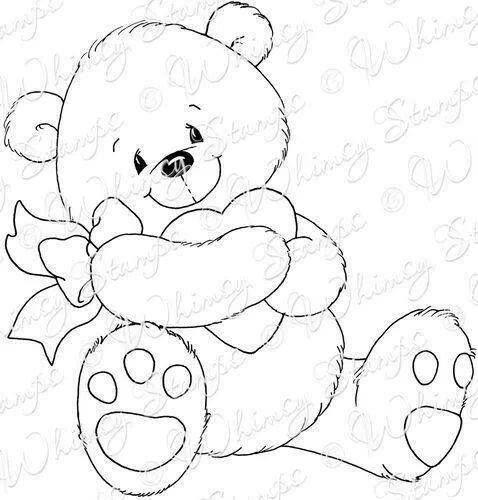 25+ best ideas about Teddy Bear Sewing Pattern on
