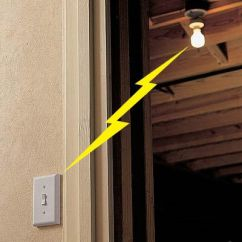 Home Depot Kitchen Light Fixtures Unique Countertops Wireless Switch | Good To Know - Organizing ...