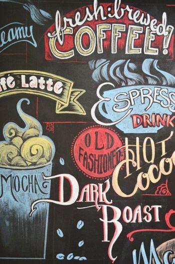 25 Best Ideas About Coffee Chalkboard On Pinterest