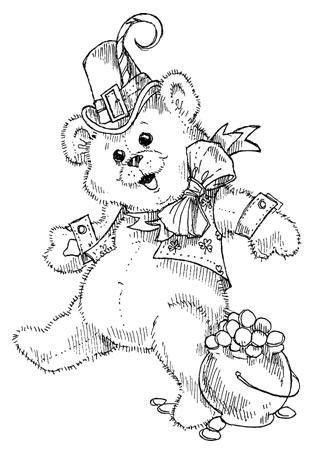77 best images about Coloring pages Bears on Pinterest