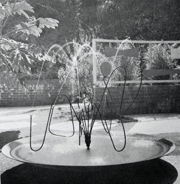 Best 25 Midcentury outdoor fountains ideas on Pinterest