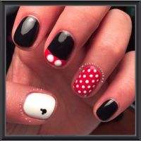 17 Best images about Disney Nails! on Pinterest | Nail art ...