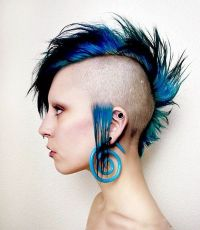 25+ best ideas about Short Punk Hairstyles on Pinterest