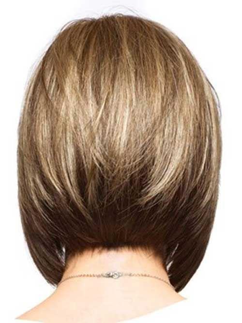 25 Best Ideas About Bob Haircut Back On Pinterest Long Bob 2015