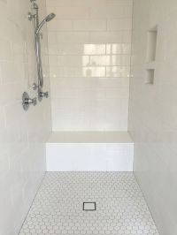 Best 25+ White tile shower ideas on Pinterest