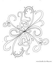 88 best images about Doodle coloring pages on Pinterest
