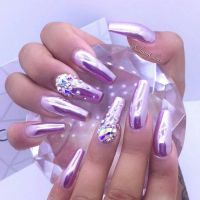 1000+ images about coffin nails on Pinterest | Nude Nails ...