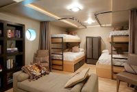 Basement bunk beds | Bunk bed room | Basement | Pinterest ...