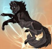 ideas anime wolf