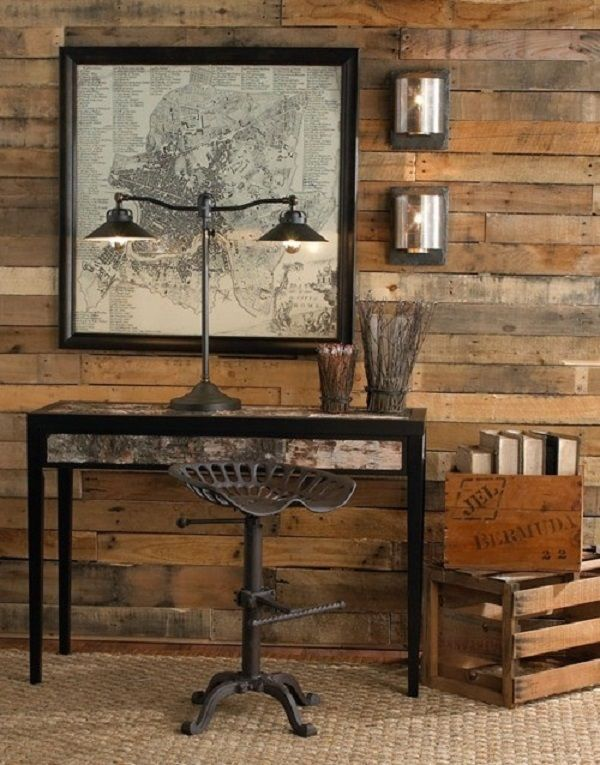 117 Best Images About Rustic Industrial Decor On Pinterest